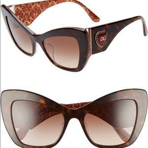 Dolce & Gabbana sacred heart sunglasses